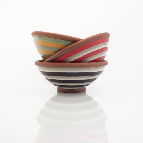 Tableware by VEpottery seen at Private Residence, Helena - Soup / Cereal Bowls