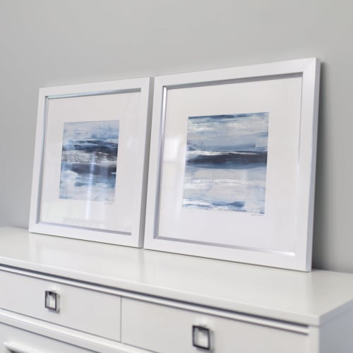 Paintings by Julia Contacessi Fine Art seen at Creator's Studio, Easton - Numinous No. 2 - Embellished Print