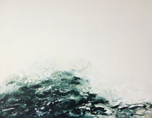 Paintings by Emily Tingey seen at Private Residence, Las Vegas - Brunswick