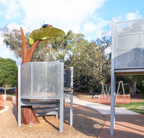 Plants & Landscape by Damian Vick Studio seen at George Pentland Botanical Gardens, Frankston - The Sprout