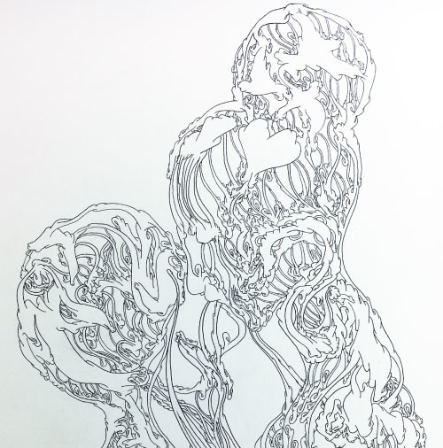 Saif Kattan - Murals and Art