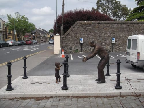 Ann Meldon Hugh - Public Sculptures and Public Art
