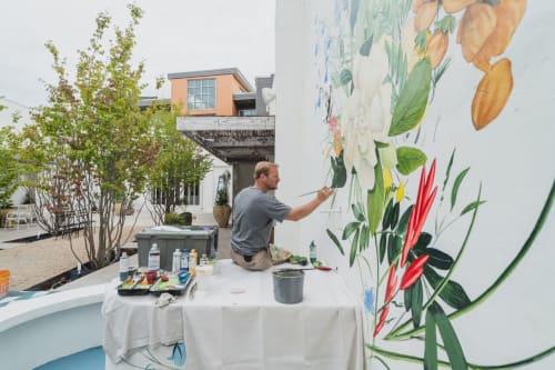 Birdstudio Inc. - Murals and Interior Design