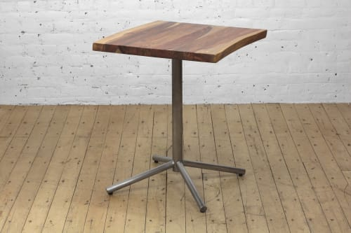 Kali Live Edge + Umbrella Table | Tables by From the Source