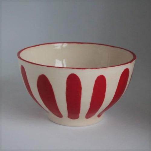 Ceramic Plates by MITTEE CERAMIC seen at Creator's Studio, Istanbul - Handmade ceramic Sets