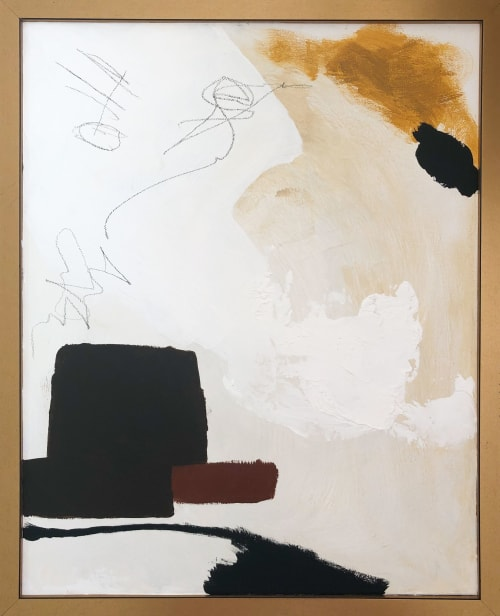 Paintings by Lizzie DiSilvestro seen at Private Residence, Bixby - Untitled 2 of 2