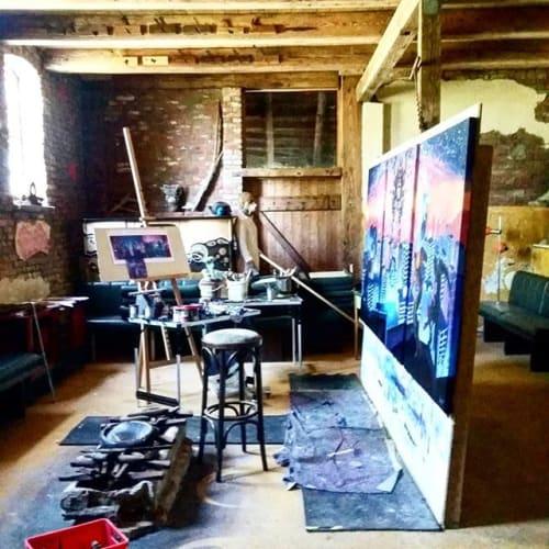 Peej . - Murals and Paintings