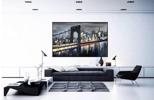 Tetyana Bibik - Paintings and Art