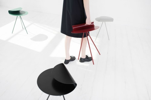 Tables by jot.jot seen at Lithuania Area - Loop side table