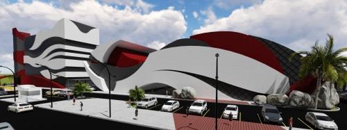 Racharq Architecture - Architecture and Renovation