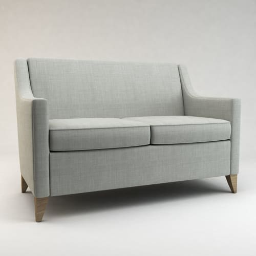Couches & Sofas by Venue Industries seen at Sheraton Music City Hotel, Nashville - Toledo Sofa