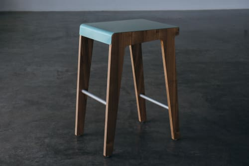 Chairs by Housefish seen at Private Residence | Denver, CO, Denver - Unlock Stools