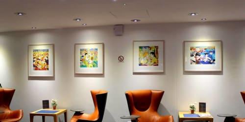 John Lester - Paintings and Art