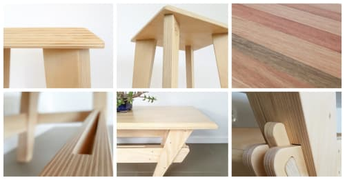 Oak & Hide - Furniture and Tables
