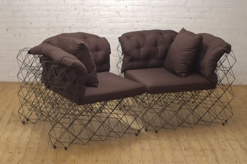 Couches & Sofas by From the Source - Clearance Rubic Sofa