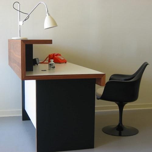 Furniture by Jason Lees Design seen at Oakland, Oakland - Custom Reception Desk