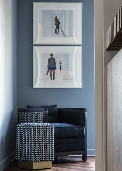 Interior Design by Casa Botelho seen at Private Residence, London - Harrington Gardens