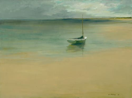 "Art & Wall Decor by YJ Contemporary seen at East Greenwich, East Greenwich - Anne Packard ""At Rest"""