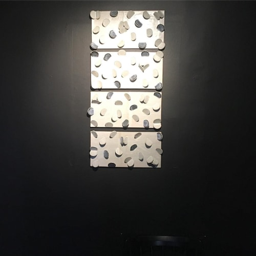 Sculptures by Len Carella seen at Frances, San Francisco - Ceramic  Wall Art