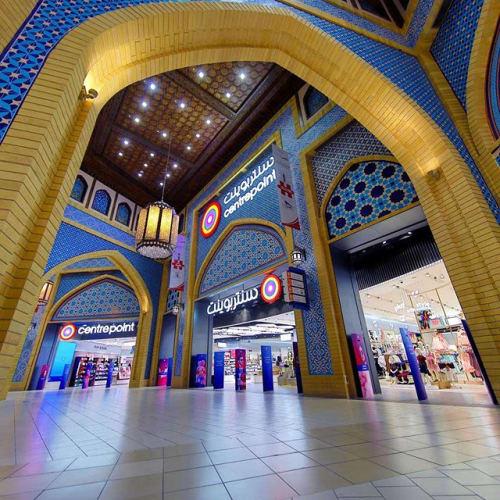 Lighting Design by Lapd seen at Dubai, Dubai - Centrepoint Stores
