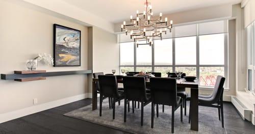 Interior Design by BBA Design Consultants Inc. seen at Private Residence, Calgary - Interior Design