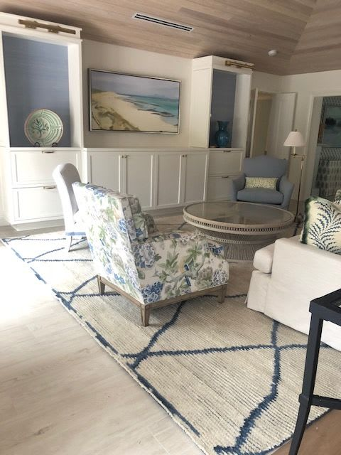 Paintings by Sara MacCulloch seen at Private Residence - Beach in Scotland painting