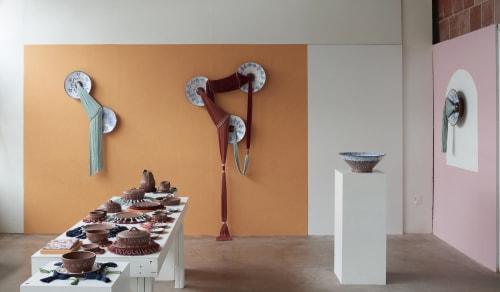 Nicole McLaughlin - Wall Hangings and Art