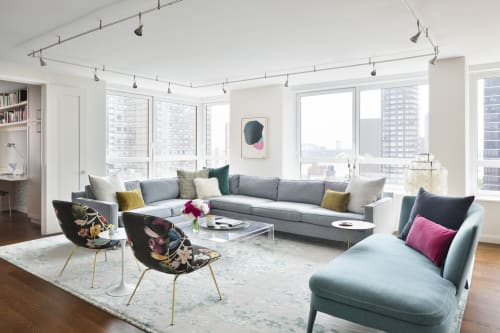 Interior Design by Revamp Interior Design seen at Private Residence, New York - Upper East Side family residence