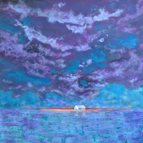 Home | Paintings by Marina May Raike