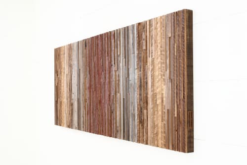 Wall Hangings by Craig Forget seen at Private Residence, Essex, Ontario, Essex - Gradient Lines