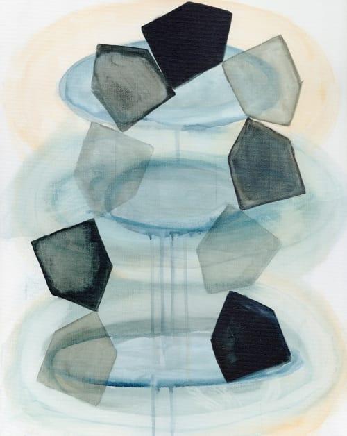 Paintings by Heather Kirtland - Return