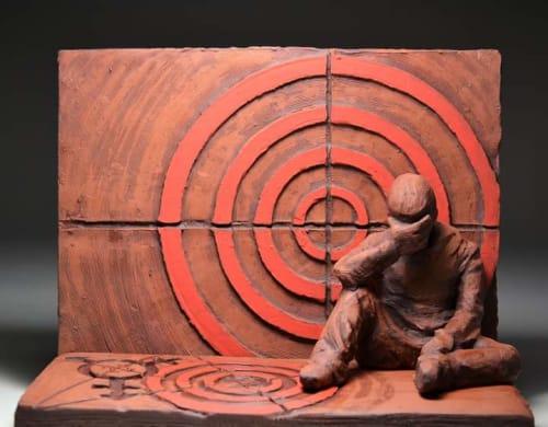 Mac Star McCusker - Sculptures and Art