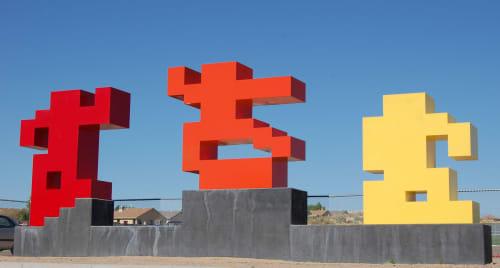 Michael Whiting - Public Sculptures and Public Art