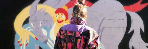 Gemma Fontanals - Murals and Art