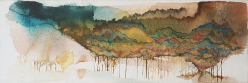 Lan Yao - Paintings and Art