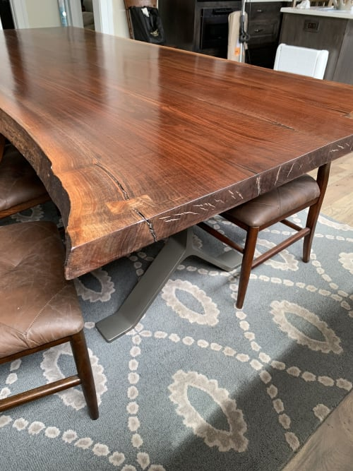 Duncan Custom Woodwork - Tables and Furniture