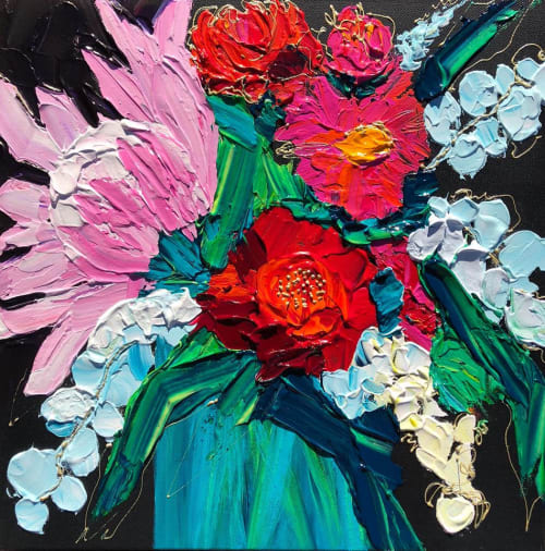 Kerry Bruce - Paintings and Art