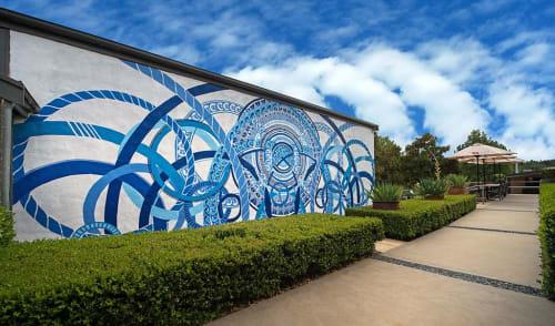 LUCAS GROGAN - Murals and Street Murals