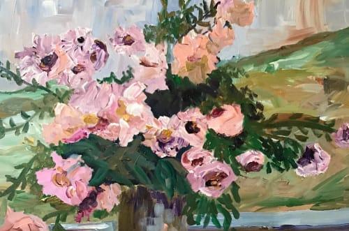 Caroline Karp Artist - Paintings and Art