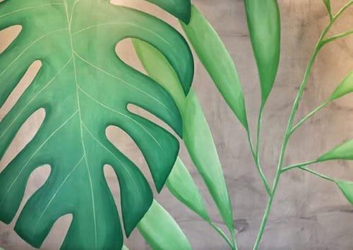 Art Curation by MURA seen at Bon appétit, Vila do Encontro - Mura