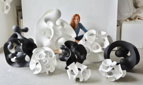 Eva Hild - Sculptures and Public Sculptures