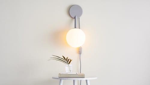 Lamps by Viviana Degrandi seen at Viviana Degrandi Industrial Design Studio, Milano - Float