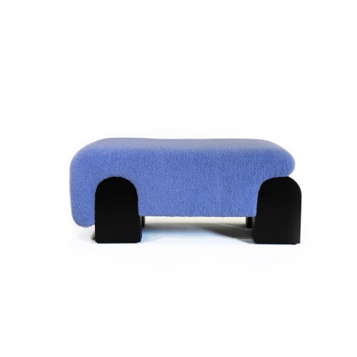 Benches & Ottomans by CASAminimo for Flipping Design seen at Creator's Studio - Meenee Bench