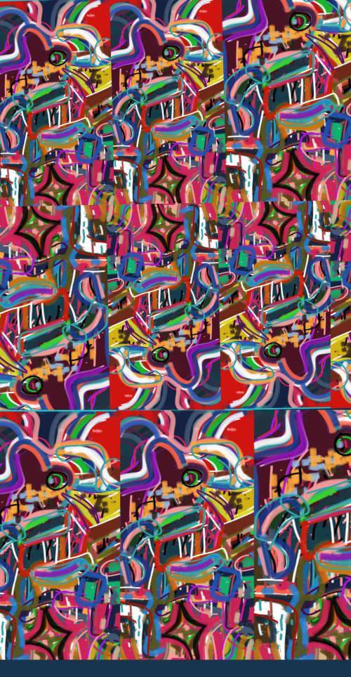 Darren johnson - Paintings and Art
