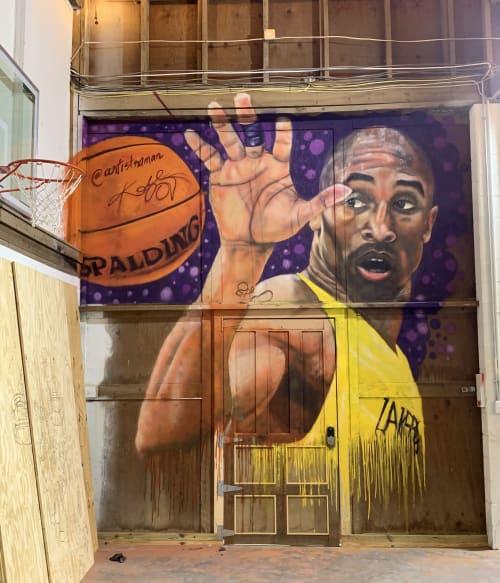 artistraman - Murals and Street Murals