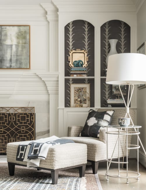 Interior Design by Brooke Cole Interiors at Private Residence, Charlotte - Charlotte Residence