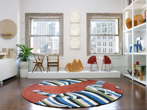 kinder MODERN - Rugs and Chairs
