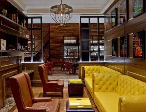 Interior Design by Glen & Co Architecture seen at Archer Hotel New York, New York - Interior Design