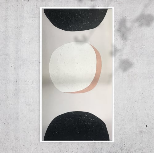 Wall Hangings by Artemani Studio seen at Mid Century Swag, Auckland - Blush Planet