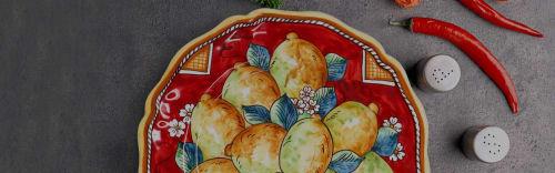Ceramica Assunta Positano - Tableware and Tables